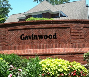 Gavinwood Entry